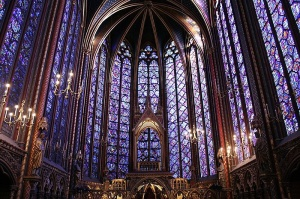 "Sainte Chapelle, where ""wow"" can't even come close."