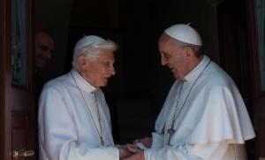 Two men who radiate Christ's joy now.