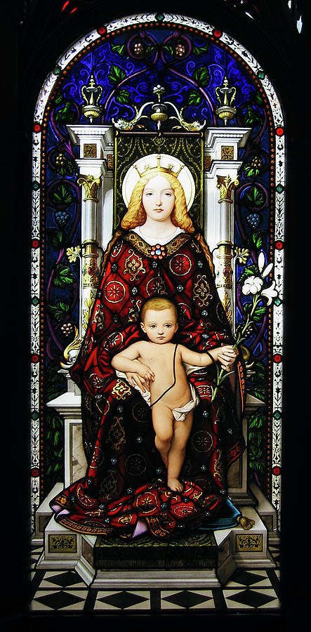 stained-glass-of-virgin-mary-adam-romanowicz