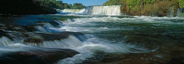 LZmL.262 Chimpempe Falls, Kalungwishi River, N Zambia