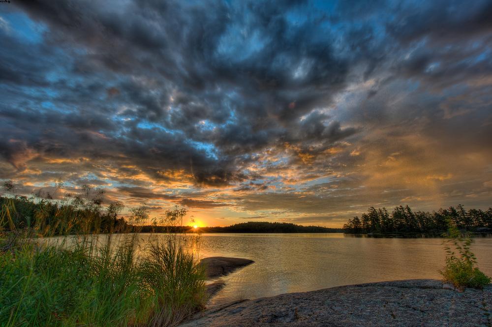 sunrise-on-big-moose-lake-bwca-minnesota-photo2